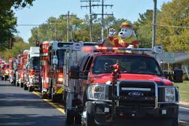 100 Fire Trucks Kids Truck Parade Draws Kids Future Firefighters Local News