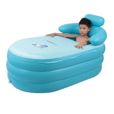 Portable Bathtub For Adults Canada by 4 Sizes U0026 Child Spa Pvc Folding Portable Bathtub Warm