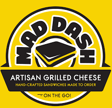100 Grilled Cheese Food Truck Mad Dash