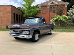 100 1960 Apache Truck Chevrolet 12Ton Pickup For Sale 98729 MCG