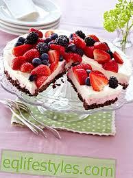 وصفات كعكة الفراولة 22 روائع صيف حمراء طبخ