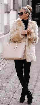 Best 25 Fur coat fashion ideas on Pinterest