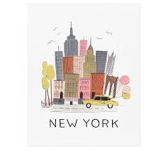 NYC by Rifle Paper Co