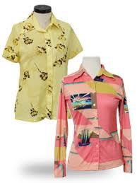 Womens 1970s Shirts At RustyZipperCom Vintage Clothing