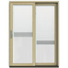 Jen Weld Patio Doors With Blinds by Blinds Between The Glass Jeld Wen Doors U0026 Windows The Home Depot
