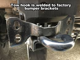 Tow Hook Eliminator Brackets 2017 Super Duty 2007 To 2011 Bumper Cversion Ford Truck Enthusiasts Forums Tow Hooks Blazer Forum Chevy 100 Lbs Hitch 2 Receiver Mount Tow Hook Heres How Hook Up With A Class C Tow Truck11 Youtube Led Curved Lightbar For Ram 2500 3500 Mounts Avw Camaro 1015 6cyl Hook Zl1 Addons What Do I Need Hooks At Beach Jeep Wrangler Tj Silverado 1500 2007present Modification Overview Mustang Front And Receiver The 550 The Fab Fours Toyota Tundra Black Steel No Guard W On A Corvette Ricer Or Truck