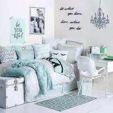 jugendmöbel weiß blau grau türkis teppich deko ideen