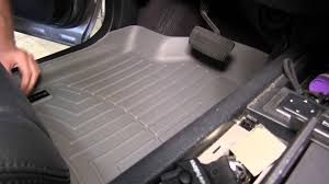 Weathertech Floor Mats Nissan Xterra by Review Of The Weathertech Front Floor Liners On A 2006 Nissan