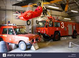 100 Fire Truck Museum Manston Museum England Fire Control Car And Fire Truck With Light