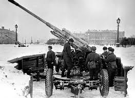 ce siege air soviet soldiers an 85 mm m1939 52 k air defense gun during the