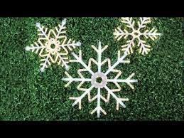 Animated Snowflakes Dekra Lite mercial Outdoor Christmas