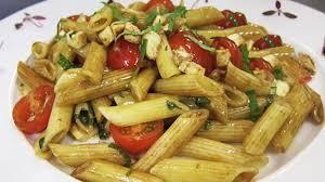 Lunch Ideas Caprese Chicken Pasta Salad