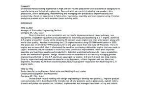 Sample Resume Of Factory Worker Elegant Here Are Production Supervisor