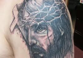 30 Fabulous Jesus Tattoos