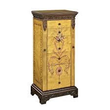 Powell Masterpiece Antique Parchment Hand Painted Jewelry Armoire ... Antique Jewelry Armoire Masterpiece Parchment Hand Painted Pjh Designs Fniture Shabby Chic Pink 11 Best Jewelry Boxes Images On Pinterest Armoire Rustic Inspiration Expanded Your Mind Powell Chalk Vintage Best 25 Ideas Cabinet And Distressed In Robin Egg Blue 0