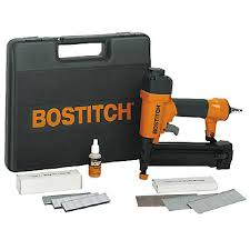 Bostitch Floor Nailer Home Depot by Bostitch 2 In 1 Brad Nailer Kit The Home Depot Canada
