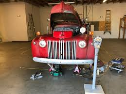 1946 Ford Fire Truck