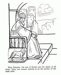 King David Coloring Pages 58 Remarkable