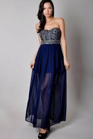 casual navy blue maxi dress naf dresses