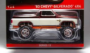 First Look: Hot Wheels HWC Series 13 Real Riders '83 Chevy ... 1983 Chevy K10 Shortbed 350 V8 Crate Motor 4speed Fully Jual Diecast Hotwheels 83 Chevy Silverado Promo C Di Lapak Warung All 1984 C10 Value Old Photos Collection Lovely Trucks Rare 7th And Pattison 197383 Gmc Truck Complete 5 And 2116 Dash Panel Used Consoles Parts For Sale 454 For Sale R3motorcarscom Youtube For 1985 Chevrolet 3500 Information Photos Momentcar Curbside Classic 1980 K5 Blazer Silverado The 1988 Ck Pickup 1500 Supercharged A 14yearold Creates His Own Hot Rod