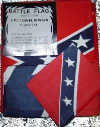 Confederate Flag Bedding by New Rebel Flag Bath Set Towel Hand Towel And 44 Similar Items