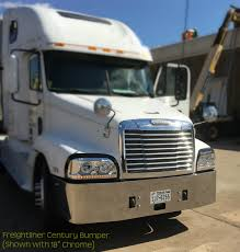 Freightliner Bumper Century (05-07) & Columbia (04-07) - Elite Truck ... Heavy Duty Semi Truck Bumpers Best Resource Semitruck Standard Glenburn Nd Colt Bruegman And Trailer Sales Fear No Deer Grillgaurds Chrome Truck Bumpers China Fiberglass Bumper Frp Howo Smc Mack Ch 14 Set Forward Axle By Valley A Big Bad From Boondock My Pinterest Dakota Hills Accsories Cat Alinum Deluxe Apache Options Truckware Peterbilt Defender Cs Diesel Beardsley Mn Hendrickson All Makes Aero Clad For 367 587