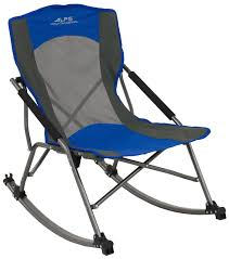 Alps Mountaineering King Kong Chair Khaki by The Alps Mountaineering Low Rocker Camp Chair Is A Portable Rocker
