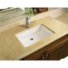ladena vitreous china undermount bathroom sink in biscuit with