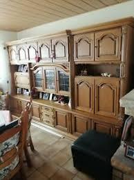 rustikale möbel aus eiche fürs wohnzimmer günstig kaufen ebay