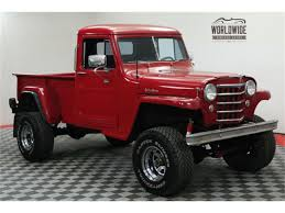 1952 Jeep Willys For Sale | ClassicCars.com | CC-1075987 Jeep Pickup Truck History Go Beyond The Wrangler A Brothers Challenge 55 Willys Wows Moab Audience Quadratec 1952 Trucks Jeeps Offroad Vehicles Pinterest 1951 Four Wheel Drive Vintage 4x4 Youtube Button Trucks 4wds Impatient Creations About Cj2a Specs And Mitarycivil Service Buick V6 Cversion Rare Mb Wikipedia 1960 4 Rm Sothebys M38 Korean War Arizona 2019
