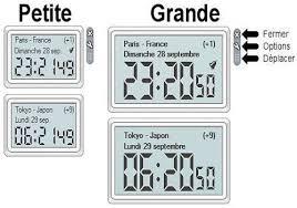 télécharger horloge mondiale pour windows freeware