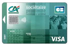 plafond debit carte visa crédit agricole atlantique vendée comparateur de cartes