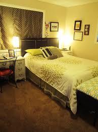 Black Leather Headboard Bed by Bedroom Gorgeous Image Of Grey Bedroom Arrangement Decoration