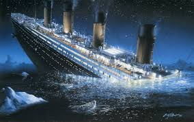 Sinking Ship Simulator The Rms Titanic by Titanic Underwater Now Google Search Beautiful Blue