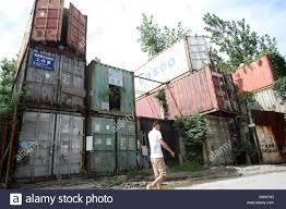 100 Metal Shipping Container Homes Stock Photos
