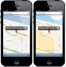 This App Lets You Switch Between Google Maps And Apple Maps
