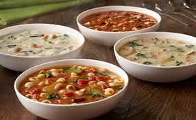ToGo Homemade Soups Lunch & Dinner Menu
