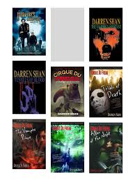 Organized Cirque Du Freak Books And Movies Series List