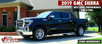 Ferguson Buick GMC Is Your Norman Buick, GMC Dealer Near OKCONE%