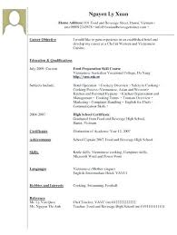 27 Cv Waiter Present Waitress Example No Experience Restaurant Resume For Practical Nor With