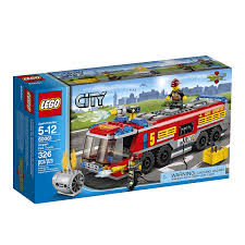 100 Lego Fire Truck Games Amazoncom LEGO City Great Vehicles 60061 Airport Toys