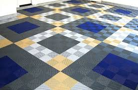 Racedeck Flooring Vs Epoxy by Racedeck Race Deck Interlocking Tiles