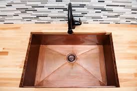 undermount vs overmount kitchen sinks coppersmith