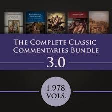 The Complete Classic Commentaries Bundle 30 1978 Vols