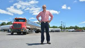 100 Mclane Trucking Why The Hillman Cos CEO Drives His Own Truck In Albany NY Albany