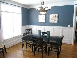 Posh Dining Room Chair Rail Standard Height
