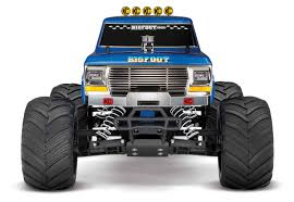 TRAXXAS BIGFOOT No. 1 RC TRUCK | BUY NOW PAY LATER - $0 Down Financing