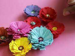 How To Make Decorative Quilling Paper Flowers