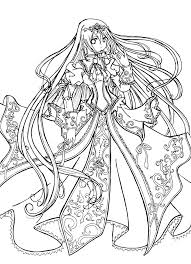 Anime Coloring Pages Amazing Books