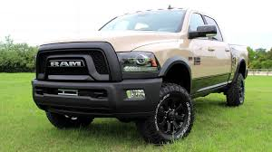 The Ram Power Wagon Mojave Sand Limited Edition Is Ready For Desert ...